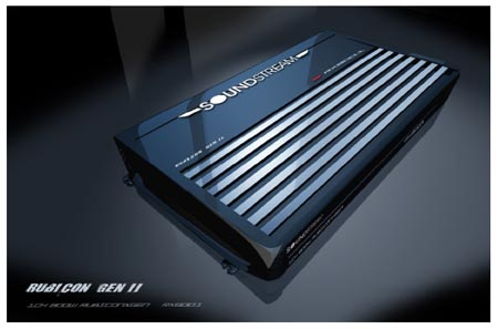 Soundstream Rubicon amps