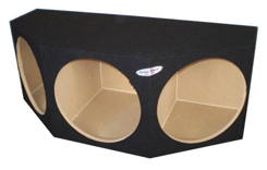 Universal Car Subwoofer Enclosures