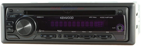 Kenwood KDC-MP145
