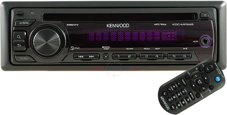 Kenwood KDC-MP245
