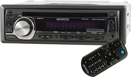 Kenwood KDC-MP345U