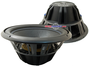 A183XE 18 Inch subwoofer from MA Audio