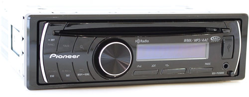 Pioneer DEH-P5200HD In-Dash CD/MP3/AM/FM Player with Front Aux Input and Built-In HD Radio Tuner