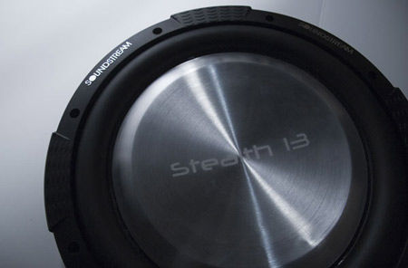 Soundstream Stealth-13 Car Subwoofer