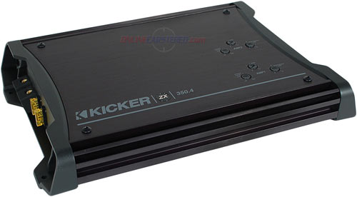 Kicker ZX Series Car Amplifier 1