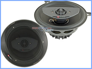 Boston Acoustics SR65 and SR50 Coaxial Car Speakers